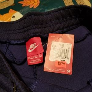 Nike Fleece Tech Shorts